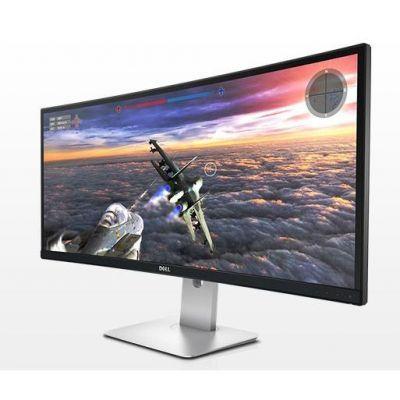 UltraSharp U3415W 86,5 cm (34´´) 21:9 Curved UltraWide Monitor
