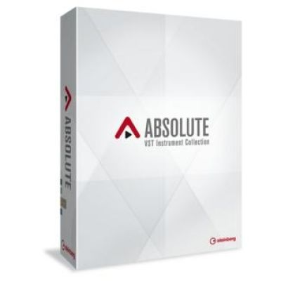 Steinberg Absolute VST Instrument Collection EDU Mac/Win