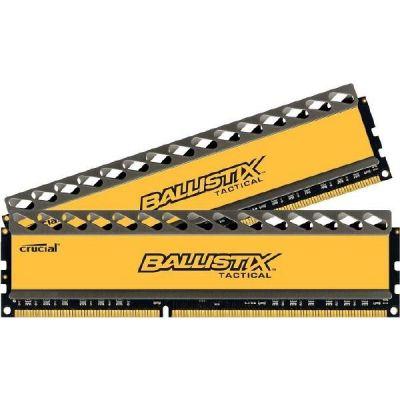 Ballistix 16GB (2x8GB) Crucial  Tactical DDR3-1866 CL9 (9-9-9-27) RAM - Kit