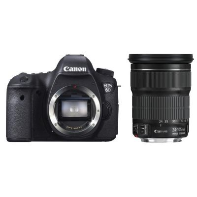 Canon  EOS 6D EF 24-105 mm 1:3,5-5,6 IS STM