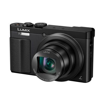 Panasonic Lumix DMC-TZ71 Digitalkamera schwarz