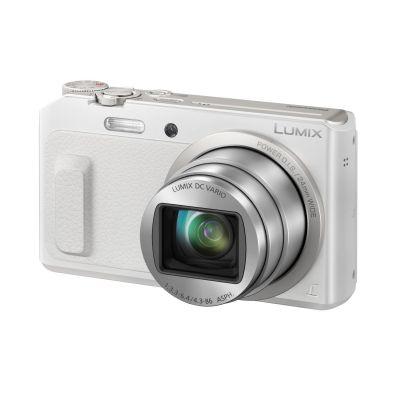 Panasonic Digitalkamera, Lumix DMC-TZ58, 20 x optischer Zoom, schwenkbares Display, hochauflösendes LCD