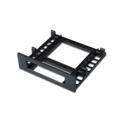 Assmann Floppy-Einbaurahmen 3,5 Zoll / 5,25 Zoll schwarz