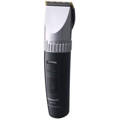 Panasonic ER-1512 Profi-Haarschneidemaschine silber/schwarz