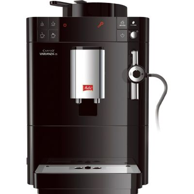 Melitta  Caffeo Varianza CS F55/0-102 Kaffeevollautomat Schwarz