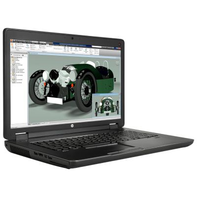 HP zBook 17 Mobile Workstation J8Z55ET i7-4710MQ 8GB 750GB FHD FirePro M6100