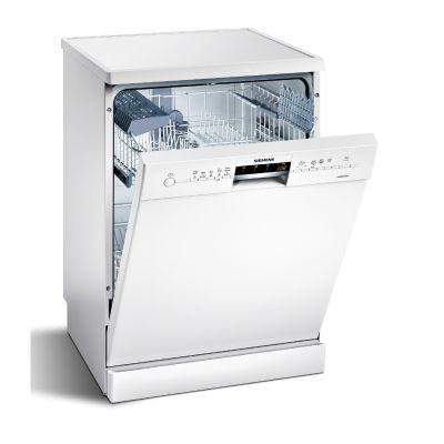 Siemens SN25M209EU Geschirrspüler Standgerät A++ 60cm weiß