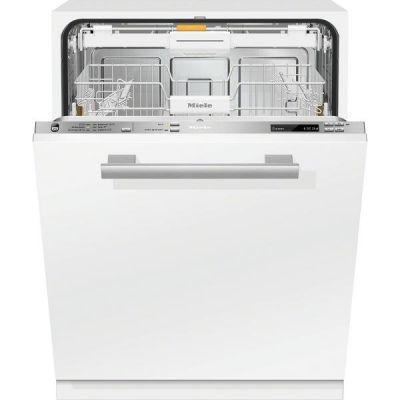 G 6360 SCVi Eco-Line Geschirrspüler vollintegrierbar A+++ 60cm Edelstahl