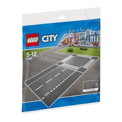 LEGO City – Gerade Straße/Kreuzung (7280)