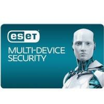 ESET  Multi Device Security - 5 User/Devices - 1 Jahr - Lizenz Renewal