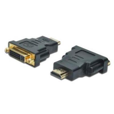 ednet Assmann HDMI Adapter A St./DVI 24+5 St. Full HD