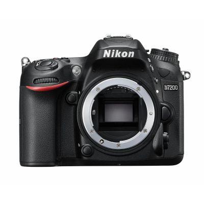 D7200 Gehäuse Spiegelreflexkamera *Cashback*