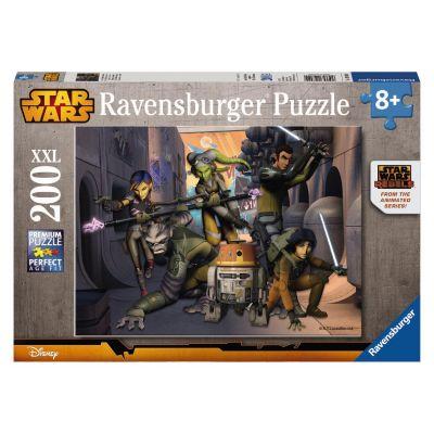 Ravensburger Puzzle 200 Teile Star Wars Die Rebellion beginnt 12809 - Preisvergleich