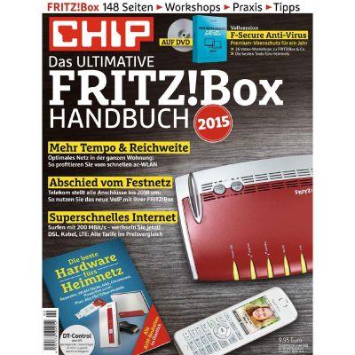 Chip CHIP Sonderheft: FRITZ!Box 2015 mit DVD