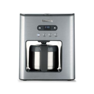 Kenwood CMM 620 Persona Kaffeemaschine mit Thermokanne Aluminium gebürstet