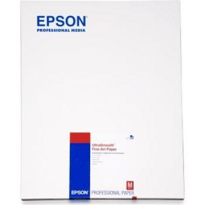 Epson EPSON C13S042105 Ultrasmooth Fine Art Paper, DIN A2, 325 g/m², 25 Blatt
