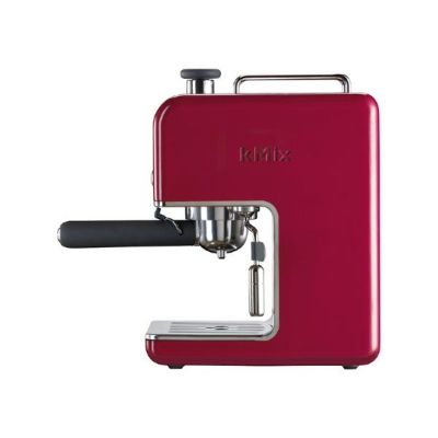 Kenwood Espressomaschine Siebträger ES 021 kMix, rot
