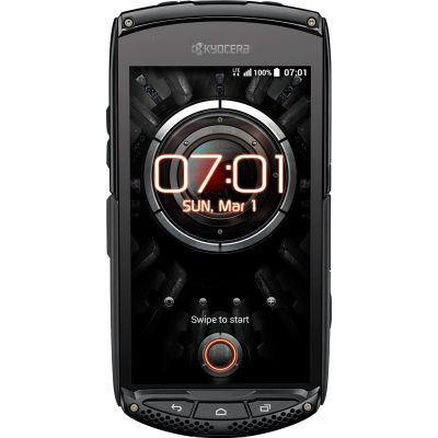Kyocera Torque KC-S701 black Android Outdoor-Smartphone