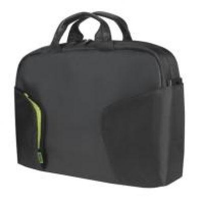 """Toshiba CoRace Toploader moderne Notebook-Tasche für Notebooks bis 16"""" (40,6cm)"""
