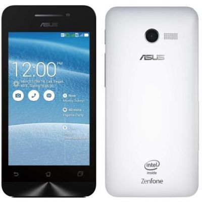 ASUS ZenFone 4 A400CXG-1B480GER weiß 8GB Dual-SIM Android Smartphone