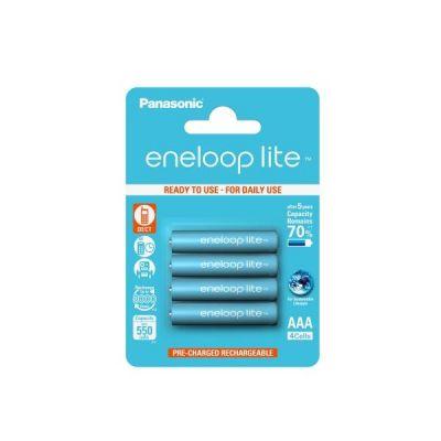 Panasonic 1x4  Eneloop Lite Micro AAA 550 mAh