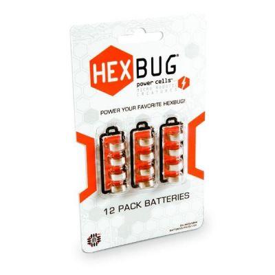 Hexbug Batterien 12er-Pack