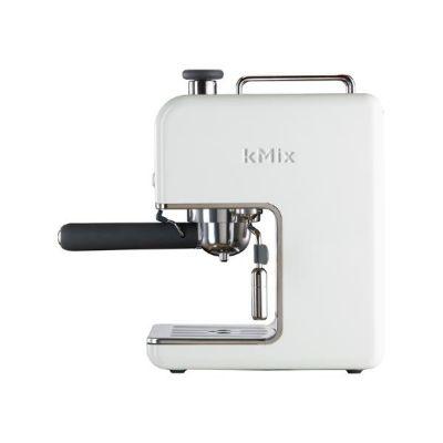 Kenwood ES 020 kMix Espressomaschine Siebträger 15 Bar Kokosnuss-Weiß