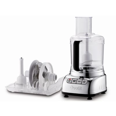 Dualit  88720 Kompakt-Küchenmaschine 900 Watt Chrom