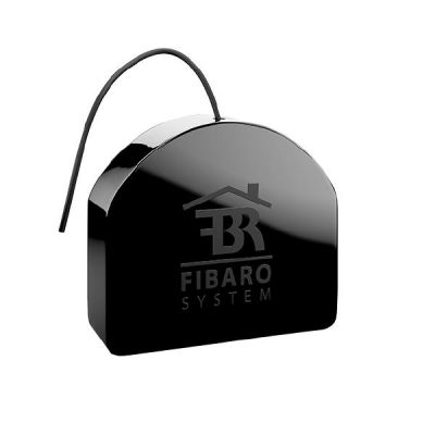 Fibaro  Relais Unterputzeinsatz 1 Schalter a 2,5 kW Z-Wave FIBEFGS-212