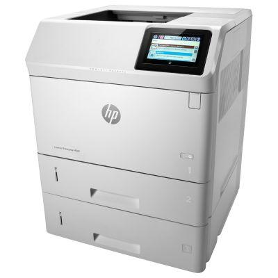 HP LaserJet Enterprise M606x S/W-Laserdrucker LAN