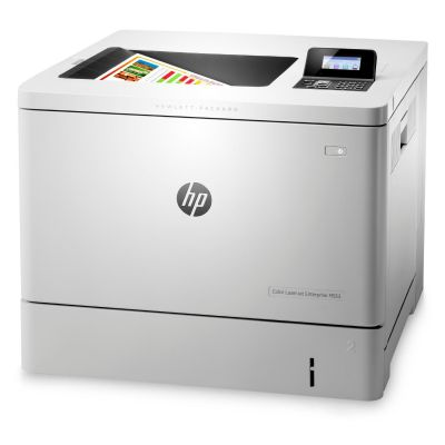 HP Color LaserJet Enterprise M552dn Farblaserdrucker LAN