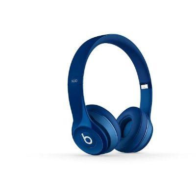Beats by Dr. Dre OnEar - Kopfhörer Solo 2 Blau