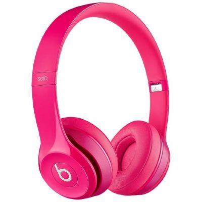 Beats by Dr. Dre OnEar - Kopfhörer Solo 2 Pink