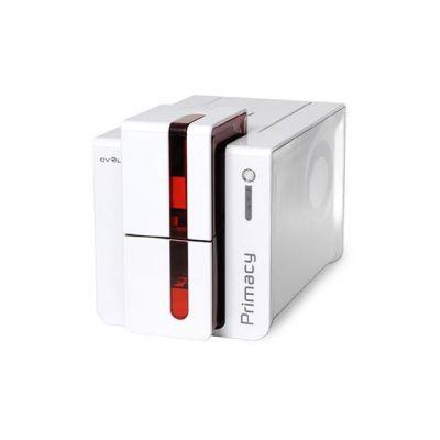 Evolis  Primacy Kartendrucker Feuerrot USB Ethernet