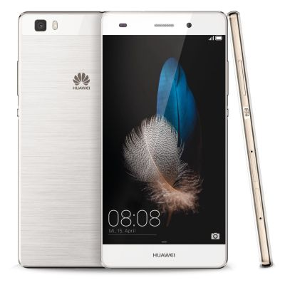 HUAWEI P8 lite Dual-SIM white Android Smartphone - Preisvergleich