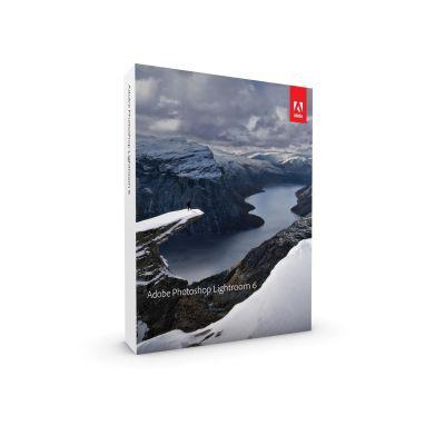 Adobe ADOBE Bildbearbeitung  »Photoshop Lightroom 6 MLP (1 Benutzer)«