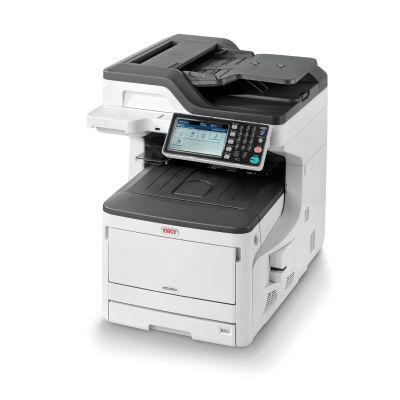 MC853dn Farblaserdrucker Scanner Kopierer Fax LAN WLAN A3