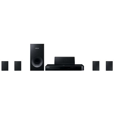 HT-J4500 5.1 3D Blu-ray Heimkino System Schwarz Bluetooth LAN