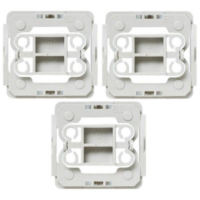 HomeMatic Adapter-Set Berker 2