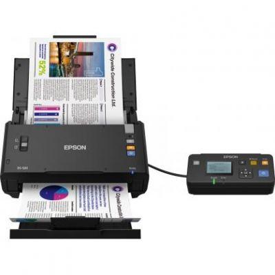 EPSON WorkForce DS-520N Dokumentenscanner Duplex DIN A4 Ethernet - Preisvergleich