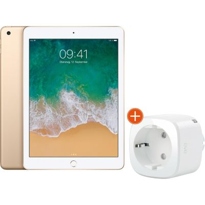 Apple iPad Wi Fi 128 GB Gold (MPGW2FD A) Elgato Eve Energy