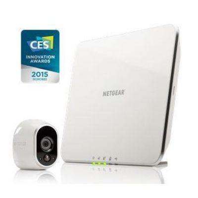 Netgear Arlo-Sicherheitssystem VMS3130 Kamera  und  Basisstation 720p Nachtsicht - Preisvergleich