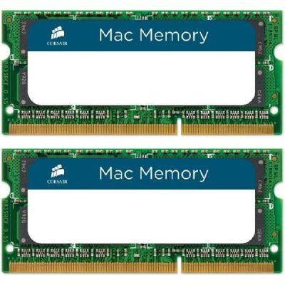 Corsair 16GB (2x8GB)  SODIMM PC12800/1600Mhz für MacBook Pro, iMac, Mac mini