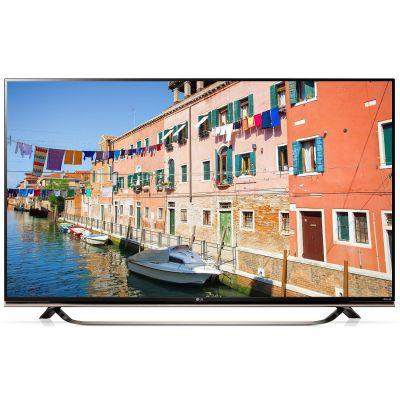LG 4K UHD Fernseher 55UF8609