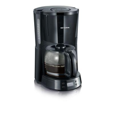 Severin KA 4191 Kaffeautomat Select mit Timer schwarz