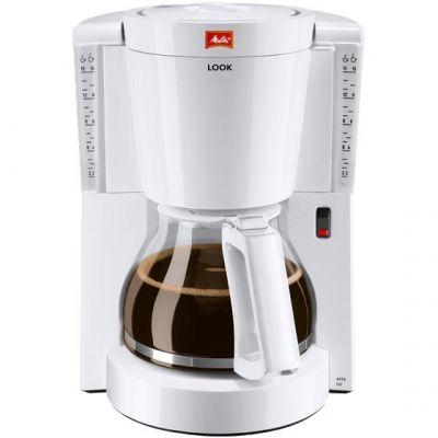 Melitta  Look 1011-01 Kaffeemaschine weiß