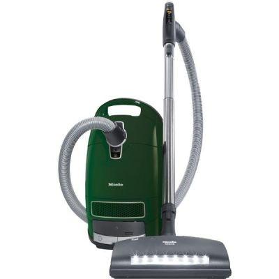 Complete C3 Comfort Electro EcoLine Staubsauger mit Beutel racinggreen