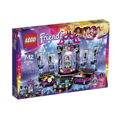 LEGO Friends – Popstar Showbühne (41105)