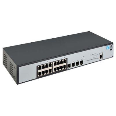 HP Enterprise  1920-16G Switch (16x Gigabit + 2x SFP) smart managed L3