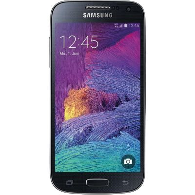 Samsung GALAXY S4 mini i9195i 8GB black Android Smartphone GT-I9195ZKIDBT